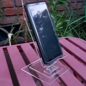 Other - Plexiglass Cellphone charging stand